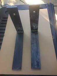 heavy duty steel countertop support l bracket 12x12