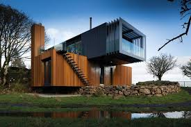famous architecture houses. Contemporary Architecture Patrick Bradleyu0027s Container House In Northern Ireland Was Featured On  Channel 4u0027s Grand Designs We Caught Up With The Newly Famous Architect In Famous Architecture Houses E