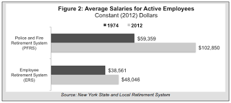 Pa State Police Salary Chart Police And Fire Pay Keep Rising Benefits Sticky Under