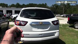 2017 Chevrolet Traverse LT - For Sale Walkaround at Marchant Chevy ...
