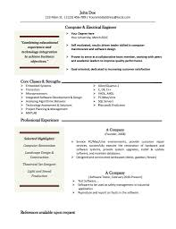 Curriculum Vitae Executive Officer Resume Resume Cover Letter