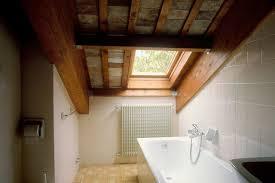 Dachausbau Ideen Für Badezimmer Velux Dachfenster