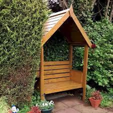 shire blossom arbour one garden