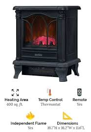 2 freestanding electric fireplace duraflame heater problems top best heaters