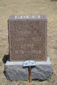 Effie Jennings Ross (1876-1938) - Find A Grave Memorial