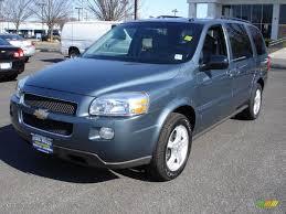 2007 Blue Granite Metallic Chevrolet Uplander LT #26881355 ...