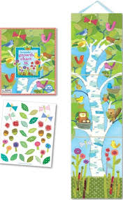 Eeboo Birds In A Birch Growth Chart