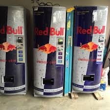 How To Get A Red Bull Vending Machine Enchanting Best Red Bull Vending Machines For Sale In McCalla Alabama For 48