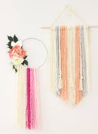 Personalized Spinning Dream Catcher DIY A Modern Spin on the Dreamcatcher Trend Project Nursery 66