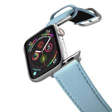baby blue apple watch band
