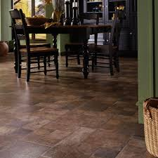 Stone Flooring For Kitchen Innovations Tuscan Stone Terra 8 Mm Thick X 15 1 2 In Wide X 46 2