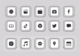 how to create custom ios 14 icons for