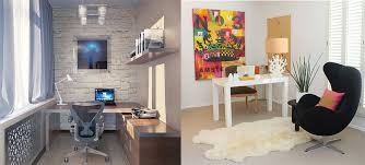 home office trends. Home Office 2018 Should Be Brightly Individualistic, Yet Still Developing Ideal Working Conditions. New Design Provides Psychological Comfort. Trends