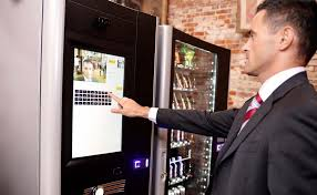 Vending Machine Worker New Smart Vend Solutions Brings Facial Recognition Vending Machines To