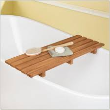 teak bathtub tray caddy bathubs home decorating ideas mrz0zvj0ap throughout size 1036 x 1036