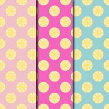 Pink Lemonade Designs Pink Lemonade Digital Paper