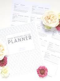 Printable Wedding Planner Free Printable Wedding Planner Worksheets Fun365