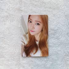 Official Photocard Red Velvet Yeri Ice Cream Cake K Wave On Carousell