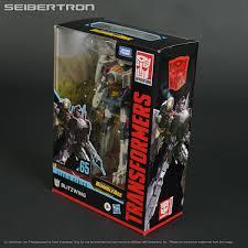 Bumblebee action figure cybertron transformers & robot action figures. Blitzwing Transformer Studio Series 65 Voyager Bumblebee Movie Hasbro 2020 New 630509918232 Ebay