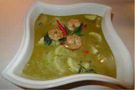 Thai Kitchen Yellow Curry Amporns Thai Kitchen Thai Green Curry With Shrimp
