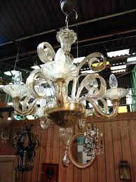 antique murano glass chandelier vintage glass chandelier sold antique murano glass chandelier parts
