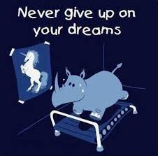Never Give Up Your Dreams Quotes Best of Never Give Up On Your Dreams Picture Quotes