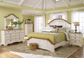 white coastal bedroom furniture. Bedroom Breathtaking Coastal Furniture Cottage Solid Wood White Finish With Brown Accent Queen Size