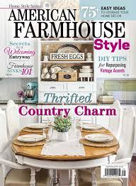 Small Picture American Farmhouse Style WinterSpring 2017 PDF magazines
