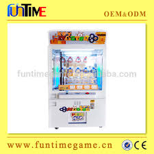 Vending Machine Product Pushers New Factory Hot Sale Toy Prize Vending Machine Key Master Coin Pusher