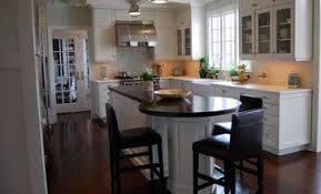 Round Kitchen islands Inspirational Kitchen island with A Round Dining Table  at the End Google
