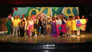 When a small speck of very strange dust floats past horton the elephant, he begins a quest to save the world of the whos, protect a fabulous egg, and make friends that. Seussical The Musical Jr On Stage At Elbridge Gale Town Crier Newspaper