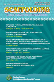 284 green b, nevid j.s, rathus s.a, psikologi abnormal, 1st ed. Persepsi Siswa Dalam Studi Pengaruh Daring Learning Terhadap Minat Belajar Ipa Scaffolding Jurnal Pendidikan Islam Dan Multikulturalisme