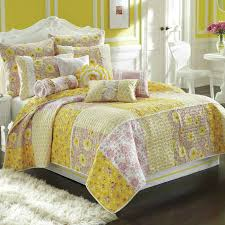 20 Best Multi Colored Spring Bedding Sets - Decoholic & 'Arianna' Quilt yellow dessing set Adamdwight.com