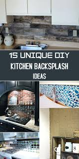 a bunch of various ideas for updating the kitchen wall that will fit many tastes and
