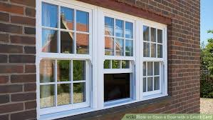 open window from outside. Fine Open Image Titled Open A Door With Credit Card Step 5 On Window From Outside W
