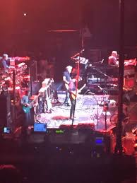 madison square garden section 115 row 22 seat 24 dead company shared anonymously