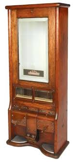 Select O Vend Candy Machine Delectable Vintage Coin Op Candy Machine 48 Cent Select O Vend CA 48945 EBay