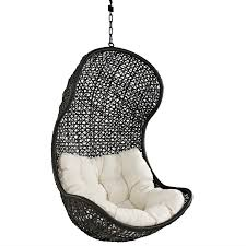 Modern Hanging Chair Exterior Design Awesome Black Ikea Hanging Chair For Modern Patio