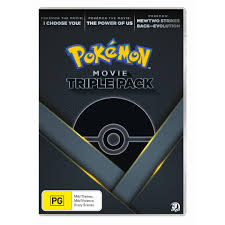 Pokemon - Movie Triple Pack