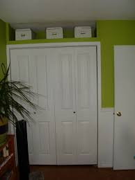 floor to ceiling closet doors home design ideas