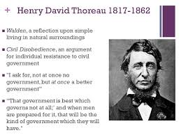 aqa biology synoptic essays american american best best essay henry david thoreau s ghandi s advice about civil disobedience