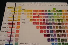 Paint Colour Mixing Chart Pdf Winsor Newton Watercolor Chart Pdf Bedowntowndaytona Com