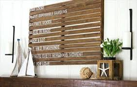 wood pallet wall decor fantastic pallets wall art ideas photo details from these photo we want