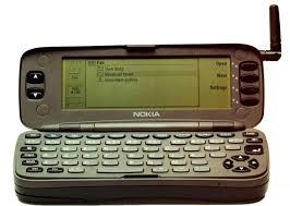 gadgets: Nokia 9000 Communicator (1996 ...