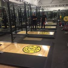 photo of gold s gym vancouver wa united states platforms for deadlifting