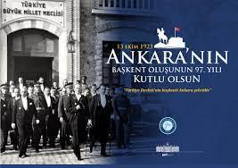 """Gazi Üniversitesi on Twitter: """"Ankara'nın Başkent Oluşunun 97. Yılı Kutlu  Olsun… """""""