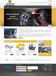 Design Essentials Distributors Bold Serious Industrial Web Design For Adamji Distributors