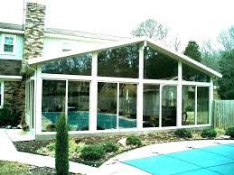 clear vinyl porch enclosures plastic patio residential outdoor