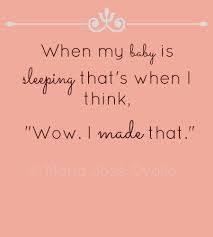 Sleeping Baby Quotes Amazing Sleeping Babies Keep You Warm Sweet Sleeping Baby Quotes Hot