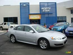 2009 Silver Ice Metallic Chevrolet Impala SS #12643733 | GTCarLot ...